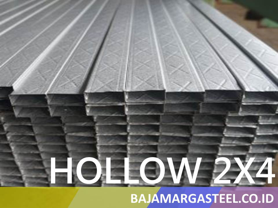 Harga Hollow 2x4